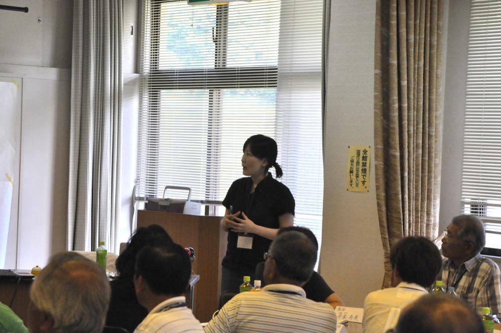 茨木市北部地域協議会の目的共有